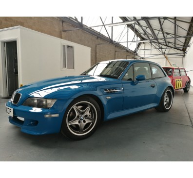 Bmw Z3M Coupe S54