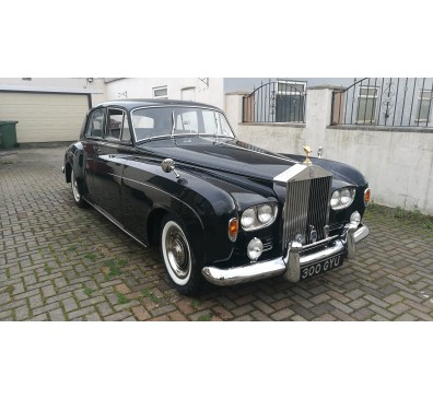 Rolls Royce Silver Cloud 3